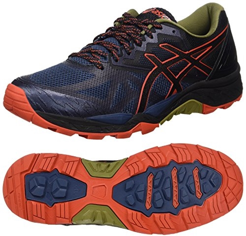 zapatillas asics trail neutras